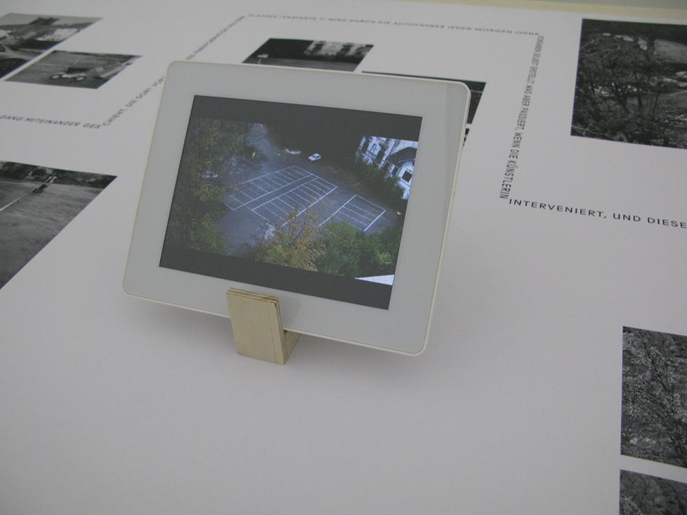 03-EXPOSICION OBRA-kunsthalle Mainz monitor