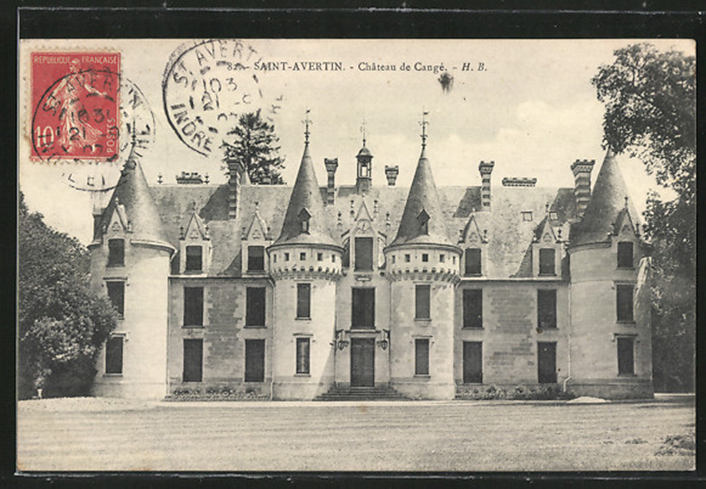 02-foto antiguaAK-Saint-Avertin-Chateau-de-Cange